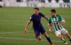 أتلتيكو مدريد يسقط في فخ التعادل أمام ريال بيتيس في الدوري الإسباني