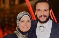عزاء والدة أحمد خالد صالح بالمجمع الإسلامي فى الشيخ زايد .. غدًا