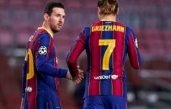 كومان: برشلونة سيكون بطل الدوري في هذه الحالة