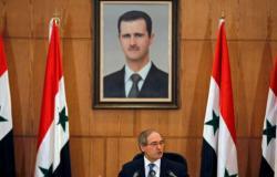 وزير الخارجية السوري: زيارة ظريف مهمة وتأتي في خضم تصاعد السياسات العدوانية الغربية