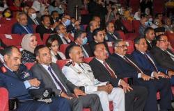 الشريف يشهد احتفالية العيد القومي الـ69 لمحافظة الإسكندرية