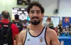 عمرو رضا يتأهل إلى دور ربع نهائى المصارعة فى أولمبياد طوكيو 2020